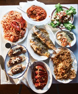 The Feast of the Seven Fishes