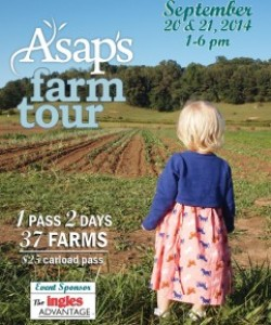 September 20-21 ASAP Farm Tour: Not To Be Missed!